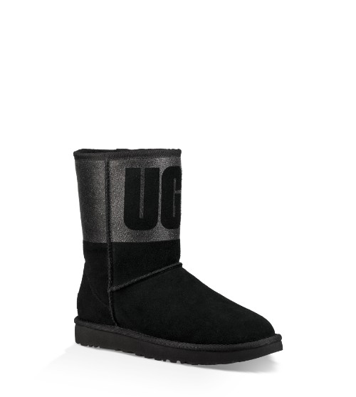 Classic Short UGG Sparkle